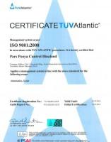 ایزو 9001:2008