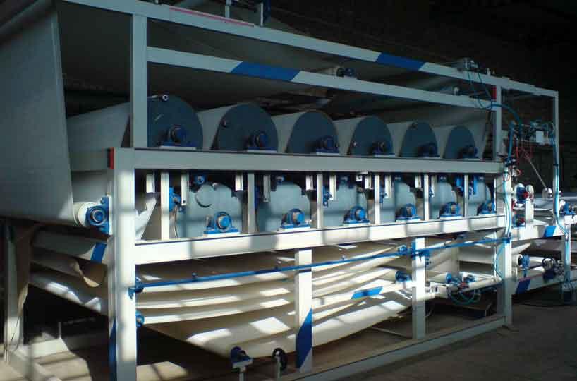 سیستم اتوماسیون کامل خط تولید کاغذ و مقوا